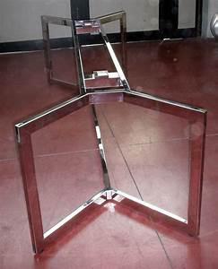Gambe Per Tavoli In Vetro X Gambe Per Tavolo Metallo