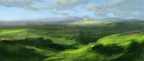 Permalink to Fantasy Plain Background