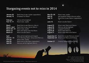 Astronomical events & meetings | ASSA