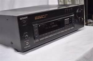 Sony Str  Fm
