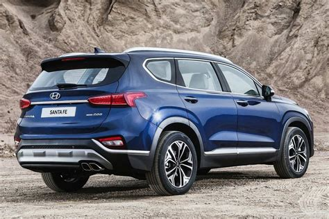The New 2019 Hyundai Santa Fe Has Been Unveiled Autobics