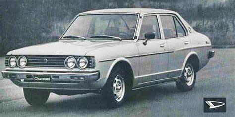 Daihatsu Charmant by Daihatsu Daihatsu Charmant 1974 1987