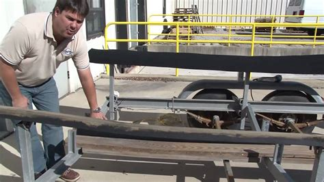 Boat Trailer Fender Bunks by Boat Trailer Bunk Carpet Replacement Part 1