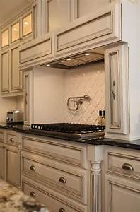 25 antique white kitchen cabinets ideas that blow your With painting cabinets white antique look