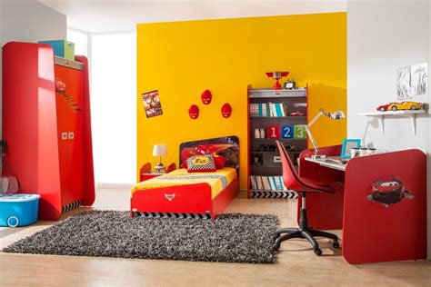 deco chambre cars çocuk ve ç odaları alfemo mobilya
