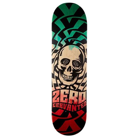 zero skateboard decks ebay zero cervantes spellbound 8 25 quot x 31 9 quot skateboard deck