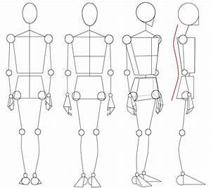 Drawing The Human Figure  Angles  U0026 Proportions