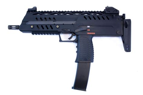WE SMG8 Gas Blowback - Extreme Airsoft