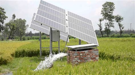solar water best quality solar water pumping system for agriculture india go solar