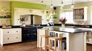 Davausnet decoration cuisine ferme avec des idees for Idee deco cuisine avec mobilier de boutique