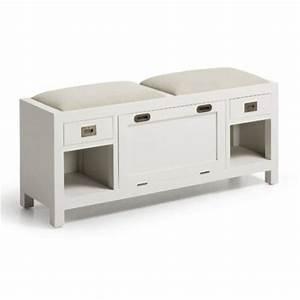 Banc D Entrée : banc meuble chaussures sydney mobilier d 39 entr e ~ Voncanada.com Idées de Décoration