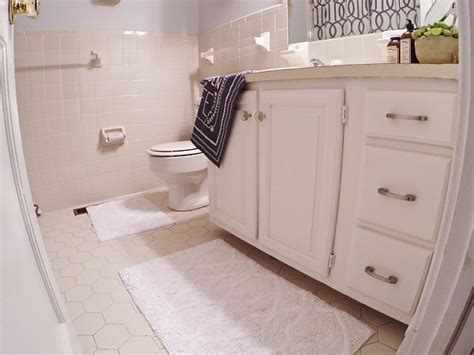 Lmb Rental Bathroom Makeover-pt. Painted Vanity-liz