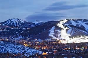 Park City Utah Mountains