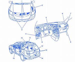 87 Pontiac Fiero Wiring Diagram 25876 Netsonda Es