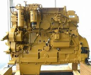 Caterpillar C15 On