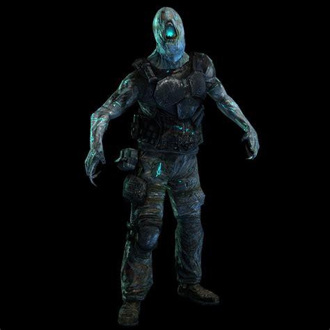 cyborg zombie call  duty wiki fandom powered  wikia