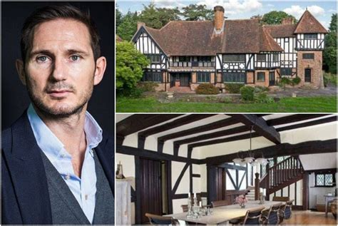 Incredible homes and cars of footballers, pundits and ...