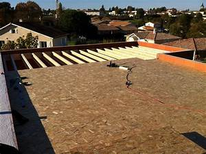 nivremcom ossature bois et toit terrasse diverses With etancheite toit terrasse bois
