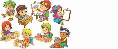 Activity Cartoon