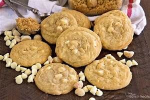 White Chocolate Macadamia Nut Cookies - Julie's Eats & Treats