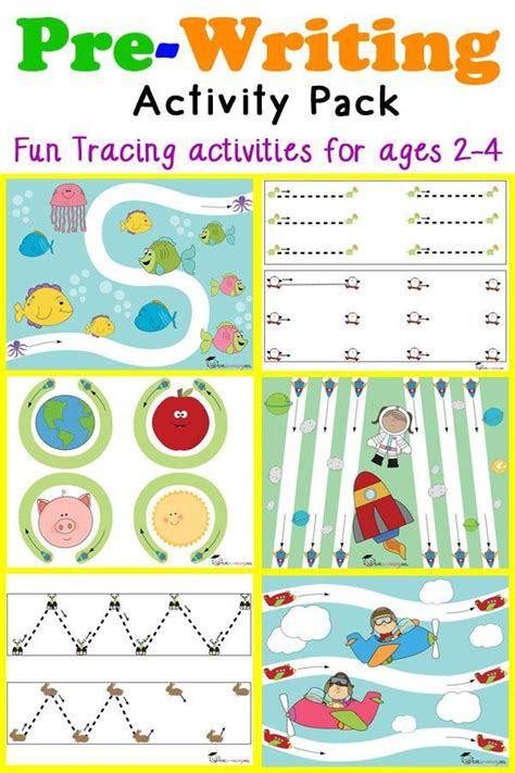 pre writing toddlers activities and tracing worksheets 319 | db678a0e571bb30a85a375809964156f
