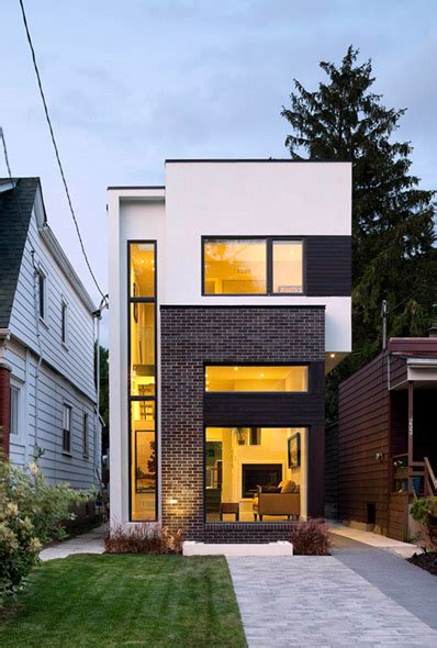 exterior house decor six cool and contemporary house exteriors chatelaine