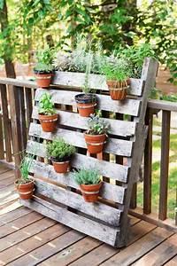 les 25 meilleures idees de la categorie palettes jardin With charming comment amenager un petit jardin 3 10 projets recup pour le jardin