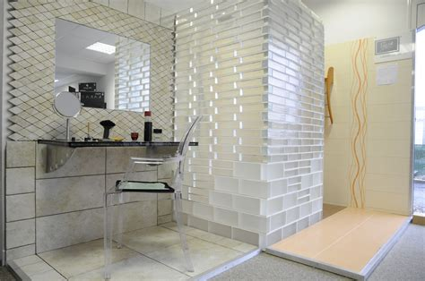 salle de bain tendance carrelage chaios