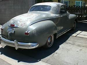 1947 Dodge Business Coupe  Very Rare   For Sale