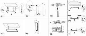 Beliebt Led Panel Bauanleitung. kreative led lampen selber bauen. 8x8 led DI03