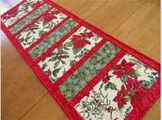 Best 25+ Christmas table runners ideas on Pinterest
