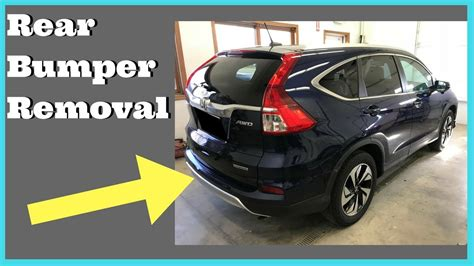 2012 2013 2014 2015 2016 Honda Crv Rear Bumper Cover