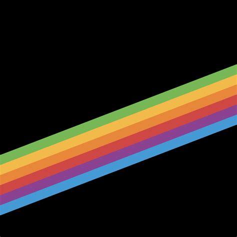 Heritage Rainbow Stripe Iphone X Iphone 8 Ios 11 Stock