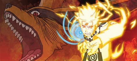 Naruto Nine Tails Mod Hd Wallpaper, Background Images