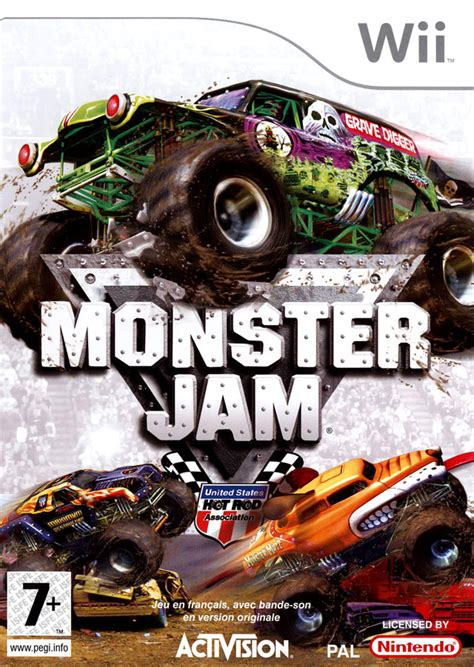 All Gaming Download Monster Jam Wii Game Free