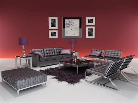 style de moderne mod 168 168 le 3d de tout le mobilier de style moderne y compris les mat 168 166 riaux 3d model