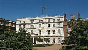 who designed Clarence House   The Enchanted Manor