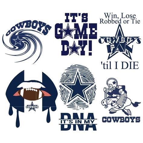 dallas cowboys svg png  eps dxf vector files