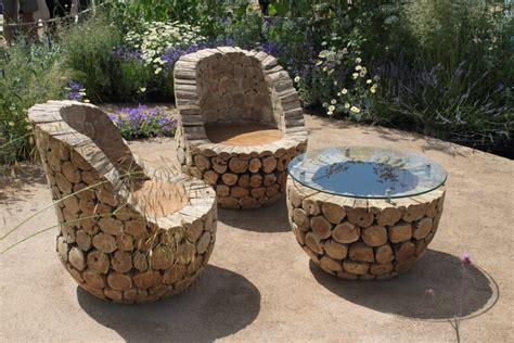 diy outdoor table ideas for garden improvement