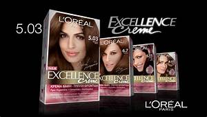 L'Oréal - Excellence Brunettes Tonia (Production) - YouTube