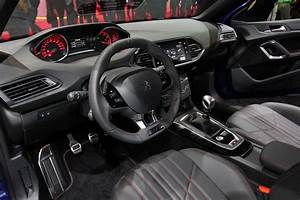 308 Gt Line Interieur : i cockpit la nouvelle 308 la pointe de la technologie ~ Medecine-chirurgie-esthetiques.com Avis de Voitures