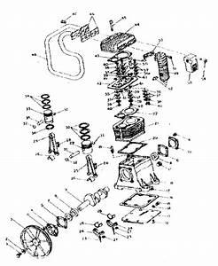 Coleman Powermate Sanborn B5000  51-at22  B51-a22 Parts