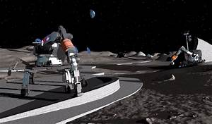 The First Moon Base Will Be Printed - The Crux