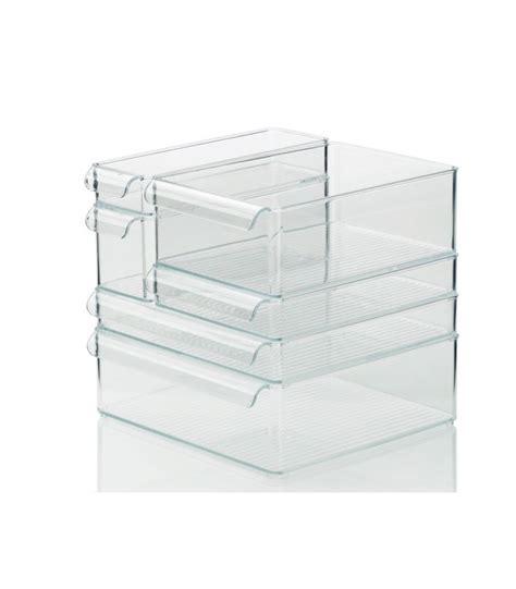 boites rangement cuisine boîte de rangement pour réfrigérateur et placards de