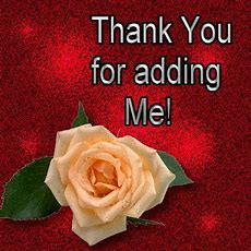 Thank You For Adding Me!  Thanks For The Add Myniceprofilecom