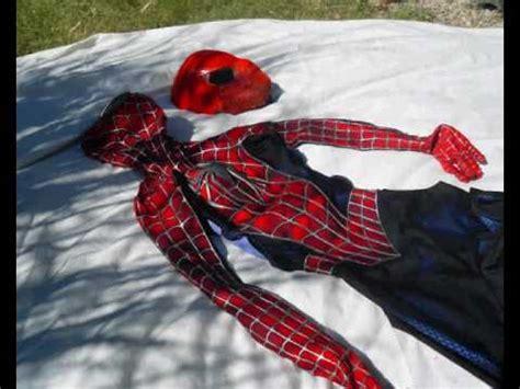 spiderman costume youtube