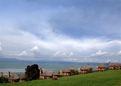 Ngorongoro Crater Lodge  Audley Travel