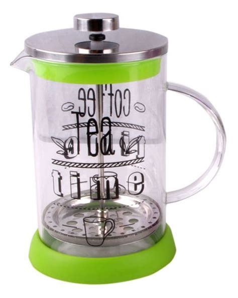 Und Teezubereiter by Kaffeebereiter Teebereiter 800 Ml Kaffeekanne
