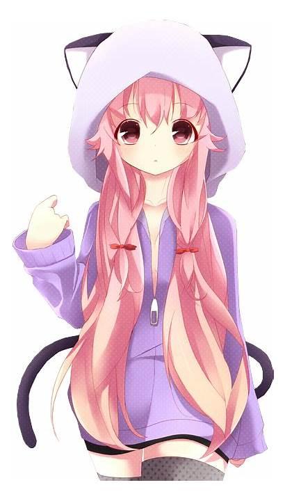 Transparent Anime Kawaii Gamer Heiakim Pocky Background