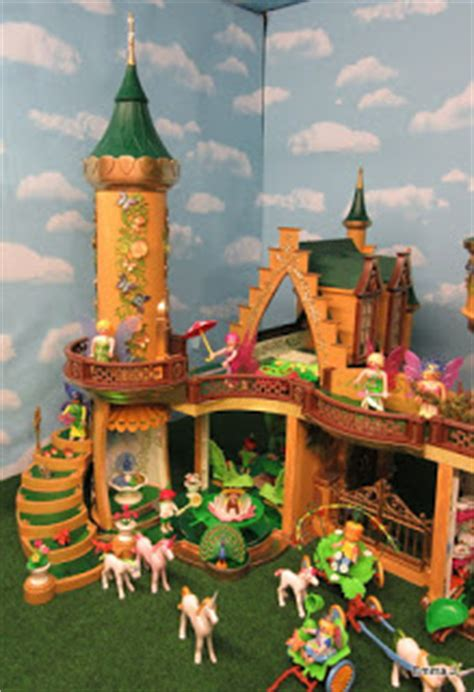fairy castle emmajs playmobil